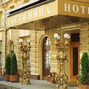Гостиницы Красногорского