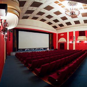 Кинотеатры Красногорского