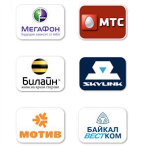 Операторы сотовой связи Красногорского