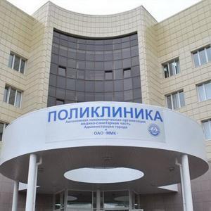 Поликлиники Красногорского