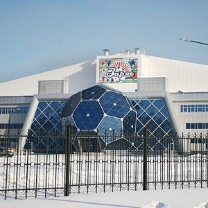 Спортивные комплексы Красногорского
