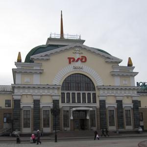 Железнодорожные вокзалы Красногорского